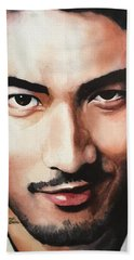 Godfrey Gao Beach Towel