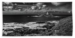 Godrevy Lighthouse 2 Beach Sheet