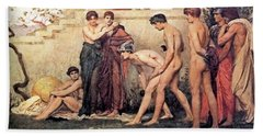 Gods At Play Beach Towel