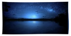 Beach Towel featuring the photograph Gods Of Nature by Mark Andrew Thomas