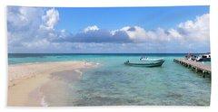 Goff's Caye Island Beach Sheet