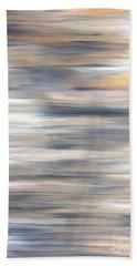 Gold Coast #21 Landscape Original Fine Art Acrylic On Canvas Beach Towel
