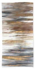 Gold Coast #22 Landscape Original Fine Art Acrylic On Canvas Beach Towel