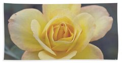 Beach Sheet featuring the photograph Gold Medal Rose by Cindy Garber Iverson