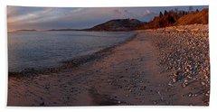 Golden Beach Beach Towel