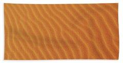 Golden Desert Sands Beach Sheet