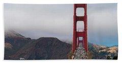 Golden Gate Beach Towel