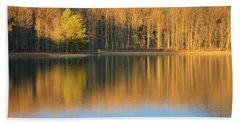 Golden Lake Beach Sheet