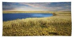 Golden Prairie Beach Sheet