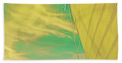 Goldenrod Sail Special Edition Beach Sheet