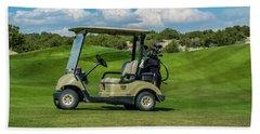 Golf Cart Beach Sheet