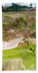 Golf Challenge  Beach Sheet