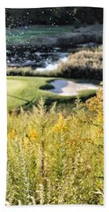 Golf - Green Peace Beach Towel