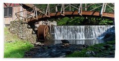 Gomez Mill In Spring #2 Beach Towel