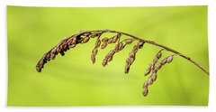 Gone To Seed Beach Towel