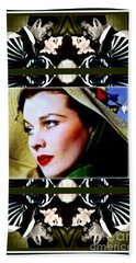 Gone With The Wind Beach Towel by Wbk