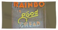 Beach Sheet featuring the photograph Good Bread by Joe Jake Pratt