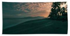 Good Morning Fiji Beach Towel