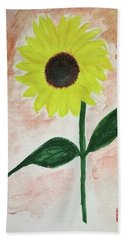 Good Morning Sunshine Beach Towel
