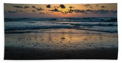 Goodnight Sea Beach Towel