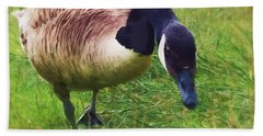 Goosey Goosey Gander Beach Sheet