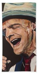Gord Downie Beach Towel