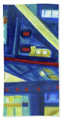 Gorias In The East Beach Sheet by Stephen Lucas