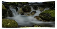 Goritsa Waterfalls-rapids 2235 Beach Towel