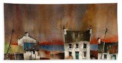Gortnagaple, Inishmore, Aran, Galway Beach Towel
