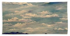 Got Clouds Beach Towel
