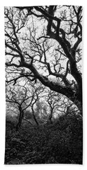 Gothic Woods II Beach Towel