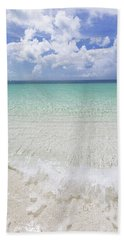 Beach Sheet featuring the photograph Grace by Chad Dutson