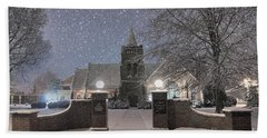 Graham Presbyterian Church Beach Towel