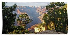Grand Canyon No. 1 Beach Towel by Sandy Taylor