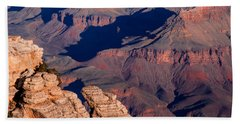 Beach Towel featuring the photograph Grand Canyon 21 by Donna Corless