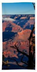Grand Canyon 30 Beach Sheet by Donna Corless