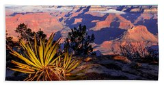 Beach Towel featuring the photograph Grand Canyon 31 by Donna Corless