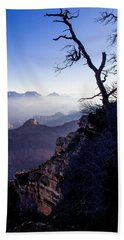 Grand Canyon 33 Beach Sheet by Donna Corless