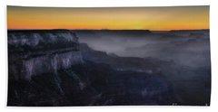 Grand Canyon At Twilight Beach Towel by RicardMN Photography
