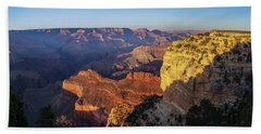 Grand Canyon Evening Beach Towel