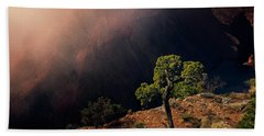 Grand Canyon Juniper Beach Towel