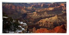 Grand Canyon National Park Beach Towel