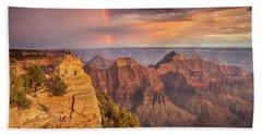 Grand Canyon North Rim Rainbow Beach Sheet