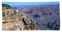 Grand Canyon South Rim Beach Towel