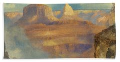 Grand Canyon Beach Sheet by Thomas Moran