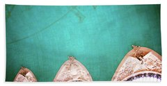 Grand Central Windows- By Linda Woods Beach Towel