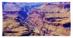 Grand Haze Canyon Beach Sheet