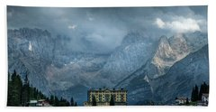 Grand Hotel Misurina Beach Sheet