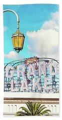 Grand Lake Merritt - Oakland, California Beach Towel