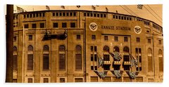 Grand Opening Of Old Yankee Stadium April 18 1923 Beach Sheet